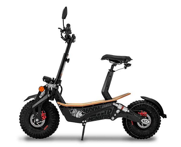 Patinete Elétrico Off-road two dogs TD- Monster