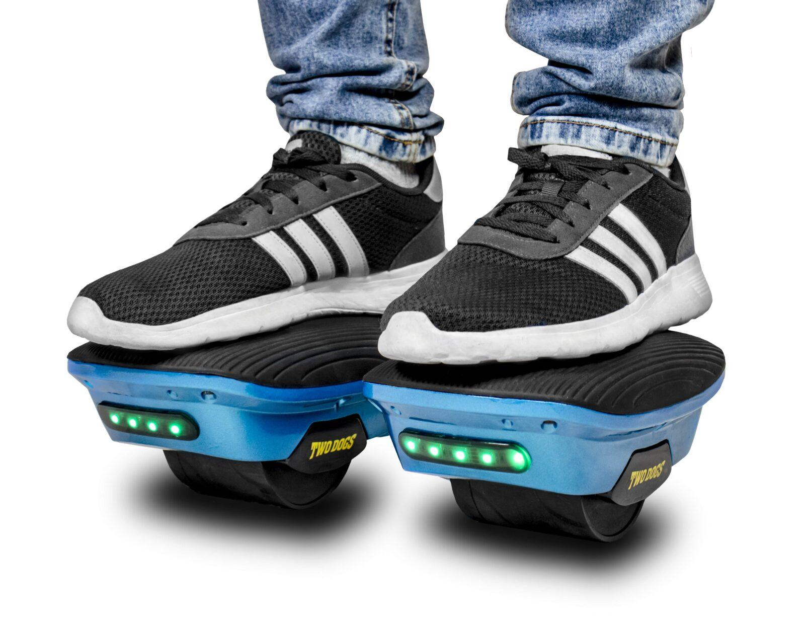 hovershoes patins elétrico Two Dogs